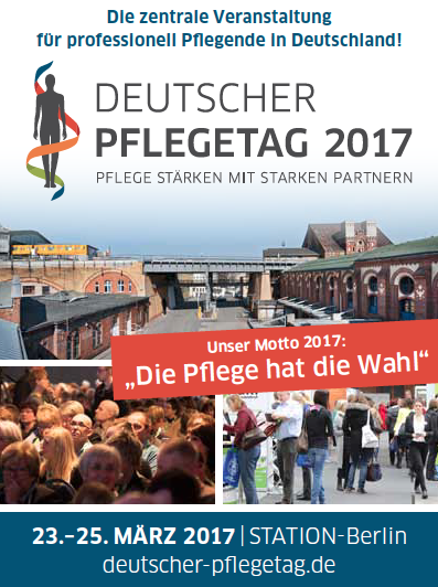 Pflegeinnovationspreis Pflegetage 2017
