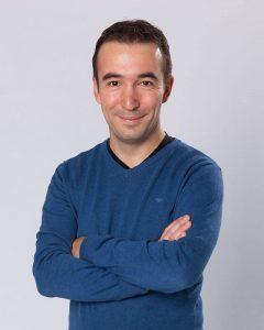 Pascal Gameiro, Regionalleiter bKV Süddeutschland
