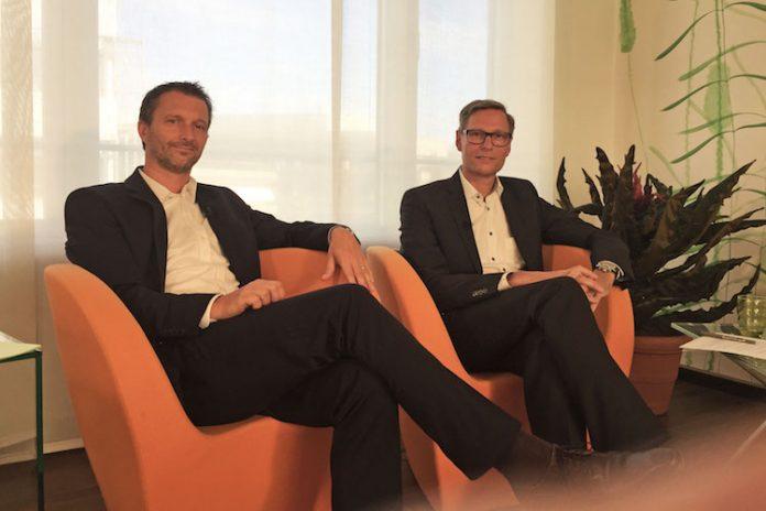 Stefan Gilles und Peter Kämmer, Maklervertrieb