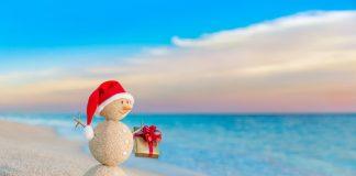 Weihnachtsflucht