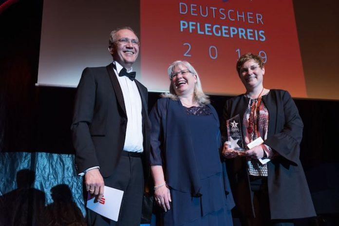 Die Gewinner des Pflegeinnovationspreises 2019